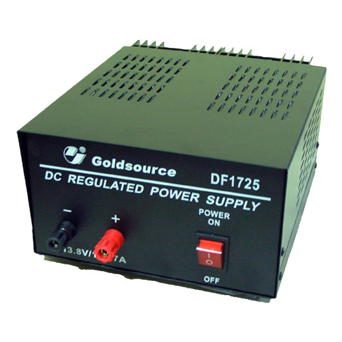 Блок питания Goldsource DF1725 (12В, 15/17А)